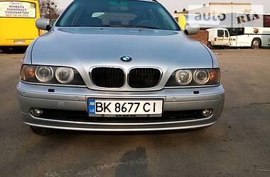 BMW 525 2000 в Ровно