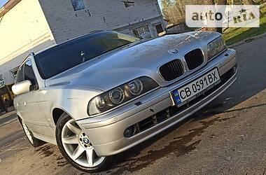 BMW 525 2002 в Корюковке