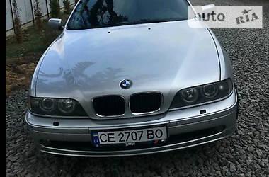 BMW 525 2002 в Сокирянах