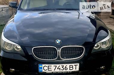Седан BMW 525 2004 в Черновцах