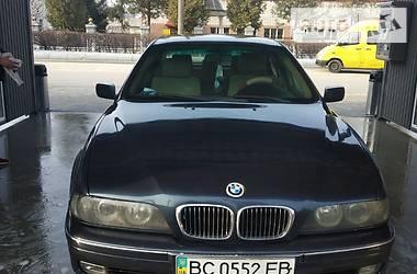 Седан BMW 525 1998 в Львове
