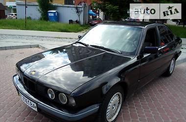Седан BMW 525 1991 в Львове