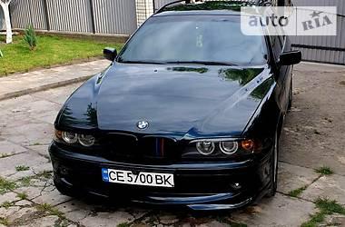 Универсал BMW 525 2001 в Заставной