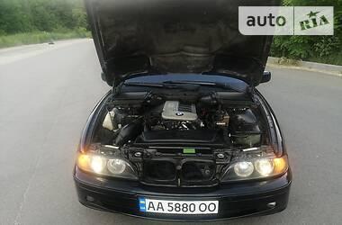 Седан BMW 525 2001 в Киеве