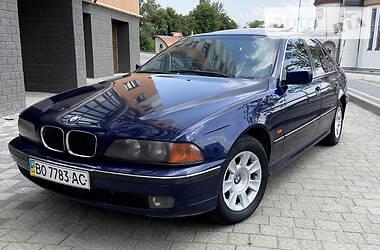 Седан BMW 525 1996 в Ивано-Франковске