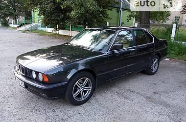 Седан BMW 525 1992 в Барышевке