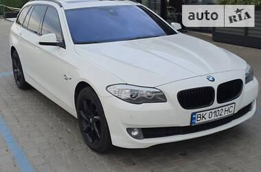 Унiверсал BMW 525 2012 в Вараші