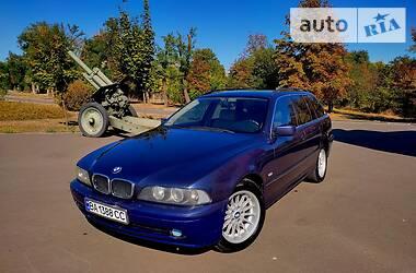 Унiверсал BMW 525 2002 в Кривому Розі