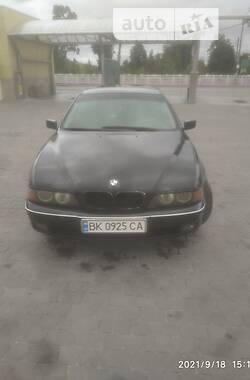 Седан BMW 525 1996 в Сарнах