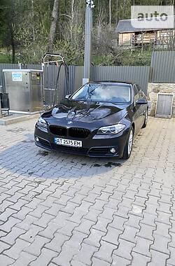 BMW 528 2015 в Львове