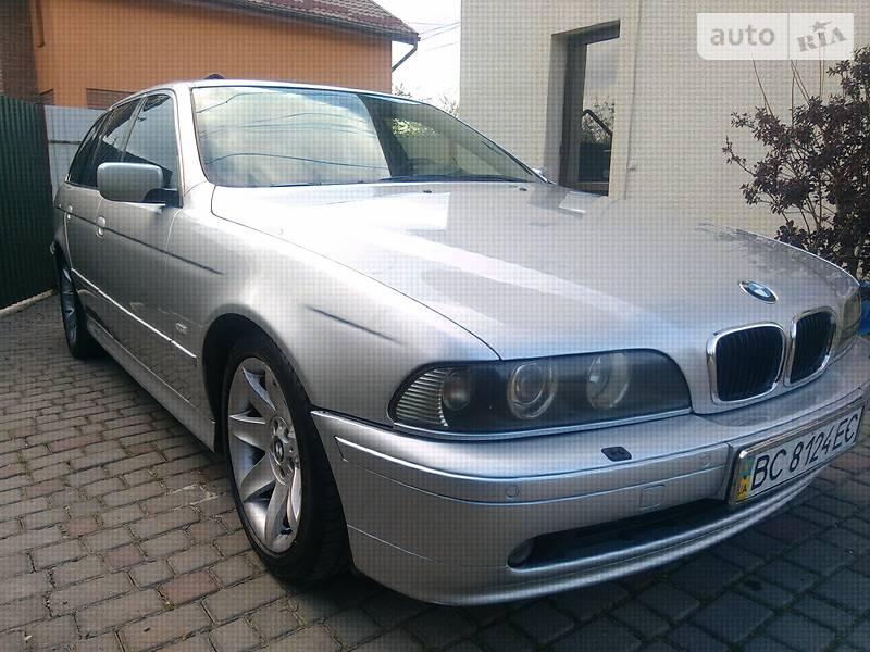 BMW 530 2003 в Львове
