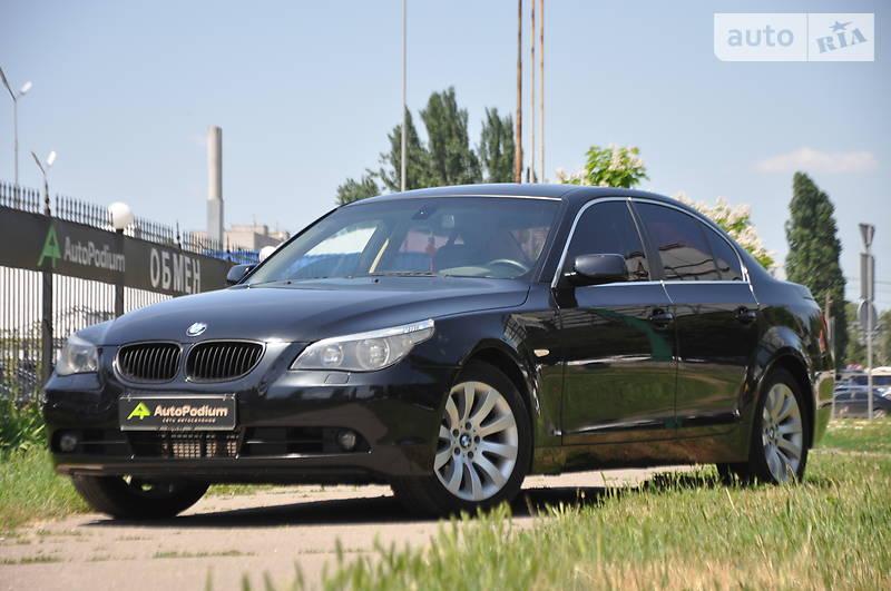 BMW 5 серия 2006 року в Миколаїві