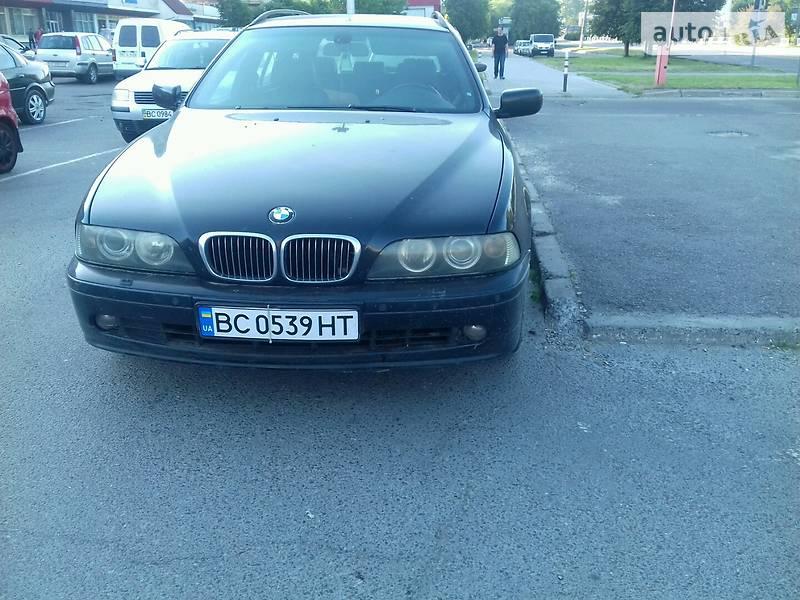 Унiверсал BMW 530 2002 в Львові