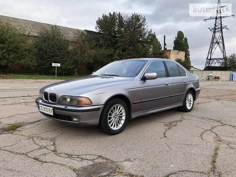 BMW 530 2000 в Чернигове