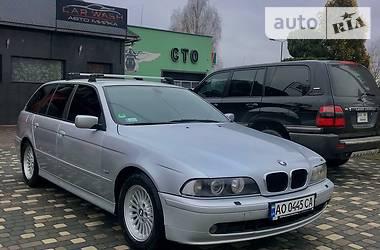 BMW 530 2001 в Тячеве