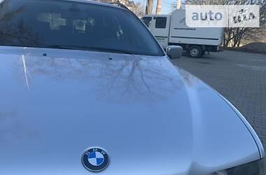 Универсал BMW 530 1998 в Черновцах