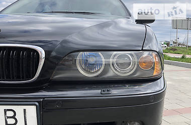 Седан BMW 530 2002 в Тернополе
