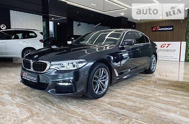 Седан BMW 530 2019 в Києві