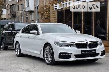 Седан BMW 530 2017 в Києві