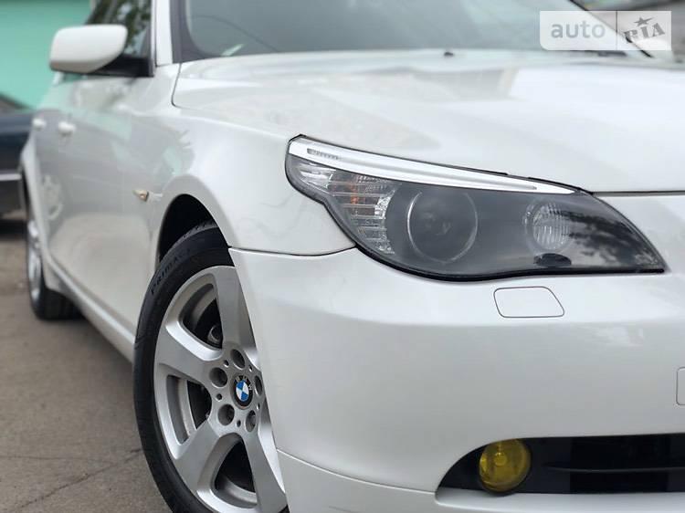 BMW 535 2008 в Одессе
