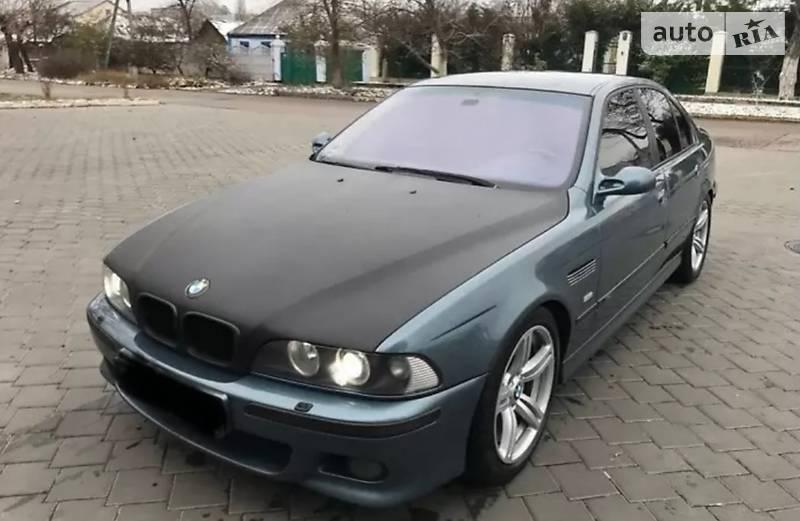 BMW 5 серия 2000 року в Миколаїві