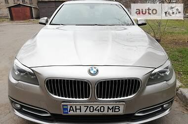 BMW 535 2014 в Мариуполе