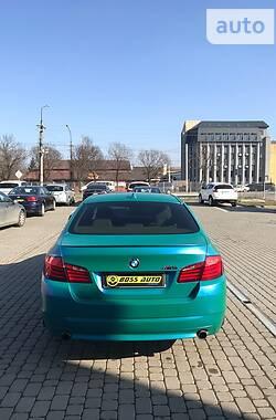 BMW 535 2012 в Ивано-Франковске