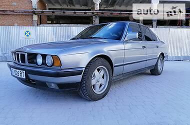 Седан BMW 535 1989 в Ивано-Франковске