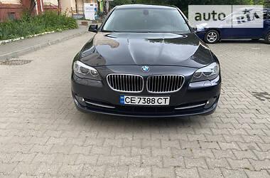 Седан BMW 535 2010 в Чернівцях
