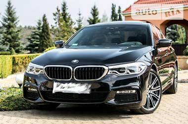 BMW 540 2017 в Львове