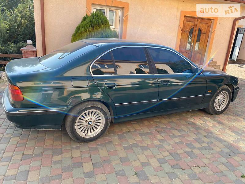 BMW 540 1996 в Черновцах