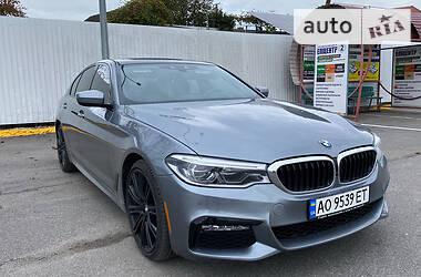 BMW 540 2018 в Ужгороде