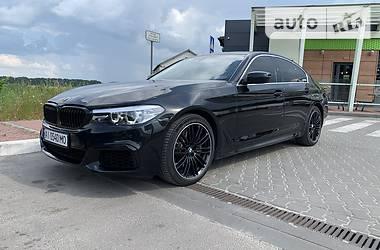 Седан BMW 540 2019 в Киеве
