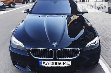 BMW 550 2012