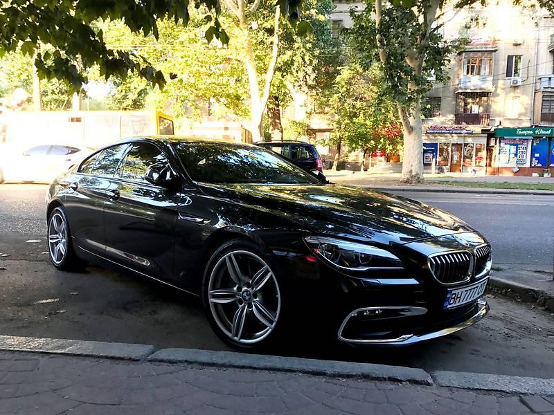 bmw 6 gran coupe отзывы