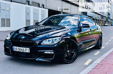 BMW 6 Series Gran Coupe 2015 в Киеве