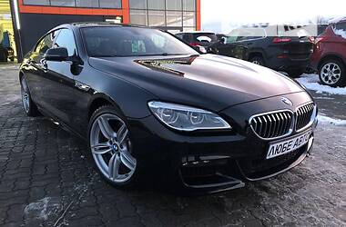 BMW 6 Series Gran Coupe 2016 в Львове