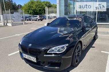 BMW 6 Series Gran Coupe 2017 в Киеве