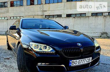BMW 6 Series Gran Coupe 2012 в Тернополе