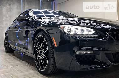 Седан BMW 6 Series Gran Coupe 2012 в Києві