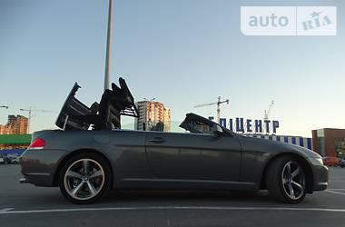 BMW 630 2006 в Одессе