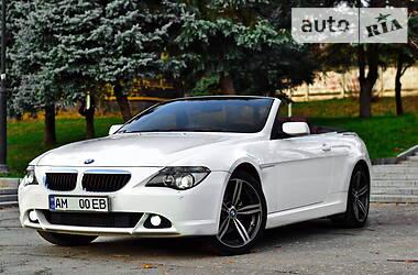 BMW 630 2006 в Житомирі