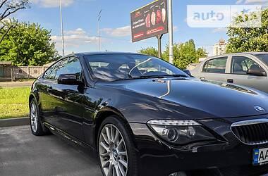 Купе BMW 630 2008 в Киеве