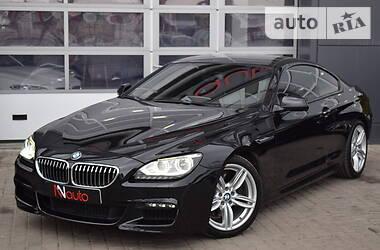 Купе BMW 640 2015 в Одессе