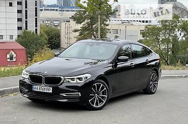 Седан BMW 640 2018 в Києві