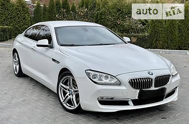 Седан BMW 640 2014 в Одессе