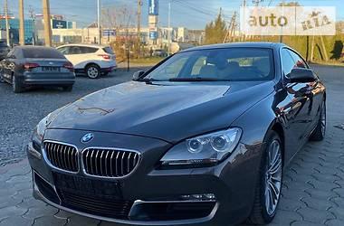 Седан BMW 640 2014 в Черновцах