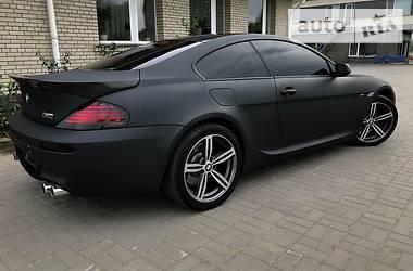 BMW 645 2006 в Харькове