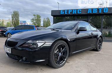 Купе BMW 650 2007 в Киеве