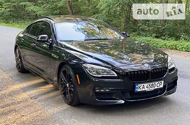 Седан BMW 650 2015 в Киеве